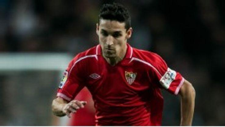 Jesus Navas will join Man City from Sevilla this summer