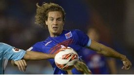 Lucas Orban could be heading to the Premier League