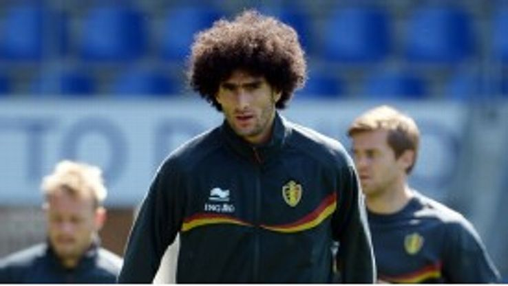 Everton would not be able to prevent Marouane Fellaini leaving for a club in the Champions League