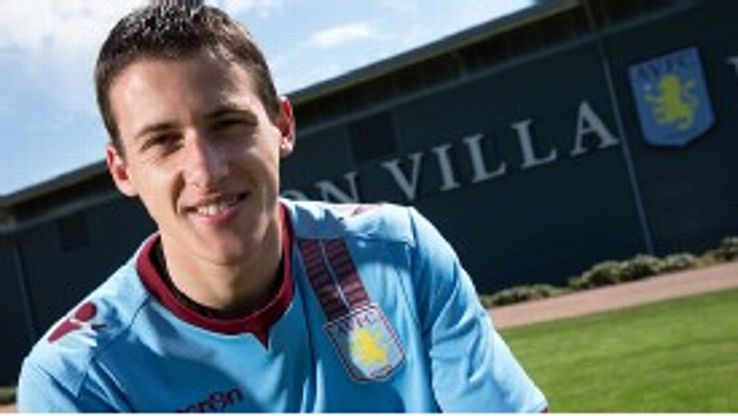 Aleksandar Tonev is to sign for Villa