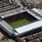 Anfield currently has the sixth-highest capacity among Premier League grounds
