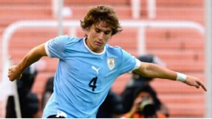 Guillermo Varela has joined Manchester United for an undisclosed fee
