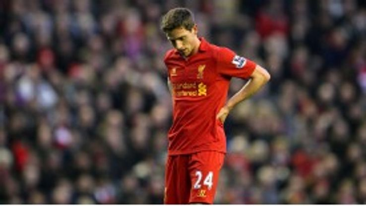 Joe Allen has struggled to find form since joining Liverpool from Swansea for £15 million last summer
