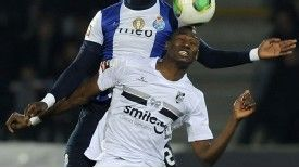 Balde scored nine goals in his first season at Guimaraes last term