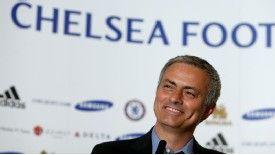 No place like home, says Mourinho