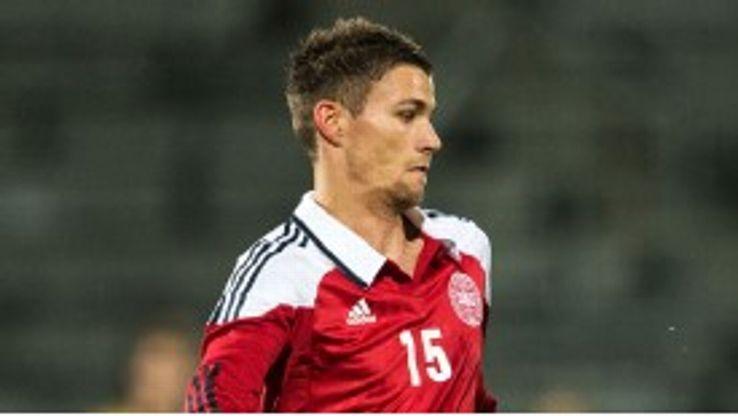 Nicklas Helenius is among Paul Lambert's early close season signings