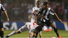 Ronaldinho has enjoyed an all-action revival since joining Atletico Mineiro