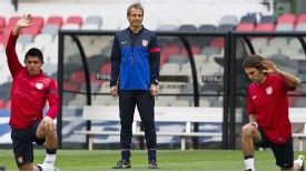 Jurgen Klinsmann's USA have recently shown signs of shaping up