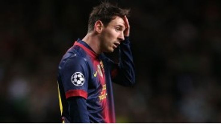 Messi and his father both deny any wrongdoing
