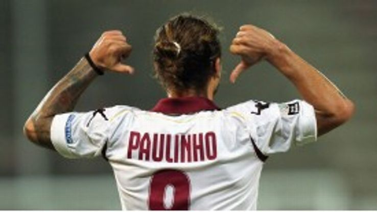 Paulinho is expected to move abroad in the summer