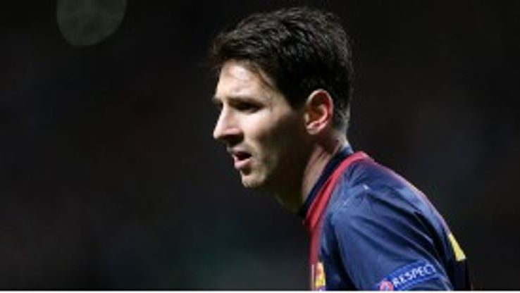 Lionel Messi has the full support of Barcelona, says president Sandro Rosell