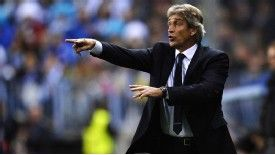 Pellegrini's first City match will be played in Pretoria