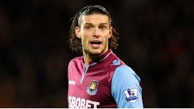 Andy Carroll is deemed surplus to requirements at Liverpool