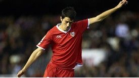 Sevilla's Luis Alberto is a target for Liverpool