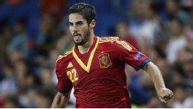 Isco has been one of the stars of the tournament