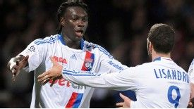 Lyon see Lisandro Lopez as the leader of their line in 2013-14, not Bafetimbi Gomis