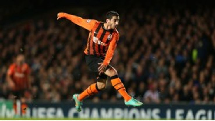 Henrikh Mkhitaryan is an Armenia international