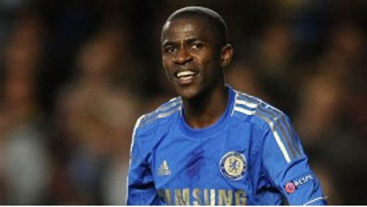 Ramires joined Chelsea from Benfica in 2010
