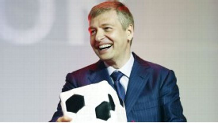 Dmitri Rybolovlev's deep pockets have helped Monaco into Ligue 1