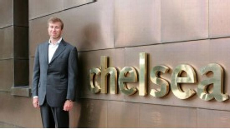Russian billionaire Roman Abramovich bought Chelsea in 2003