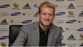 Schurrle's transfer to Chelsea is finally completed as he signs his contract