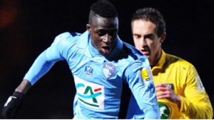 Benjamin Mendy of Le Havre