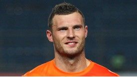 PSV Eindhoven and Netherlands player Erik Pieters is a transfer target for Stoke