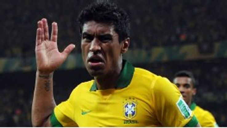 Brazil can get more out of midfielder Paulinho