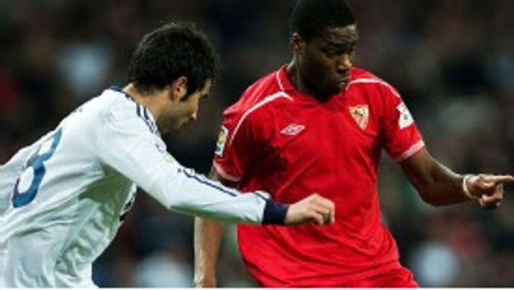 Sevilla do not want to sell Geoffrey Kondogbia