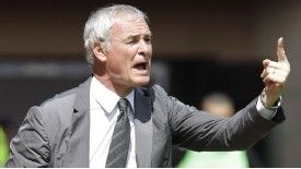 Manager Claudio Ranieri and his team will have a handicap next season