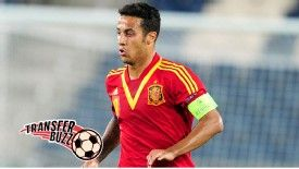Spain Under-21 captain Thiago is a transfer target for Manchester United