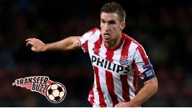 Kevin Strootman has been linked to Napoli and Manchester United