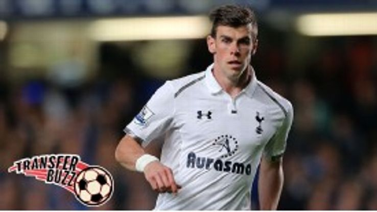 Gareth Bale's future at Tottenham has been the subject of speculation