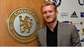 Andre Schurrle has made 22 appearances for Germany, scoring seven times.