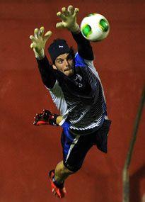 Federico Marchetti is an Italy international.