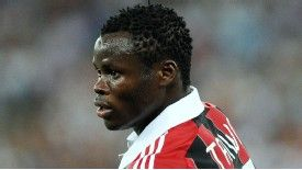 Taye Taiwo had been told he was surplus to requirements at Milan