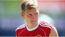 Schweinsteiger is to receive treatment back in Munich.