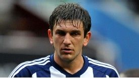 Goran Popov is to spend another campaign at The Hawthorns.