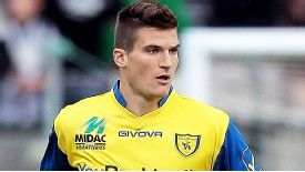 Marco Andreolli has returned to Inter from Chievo