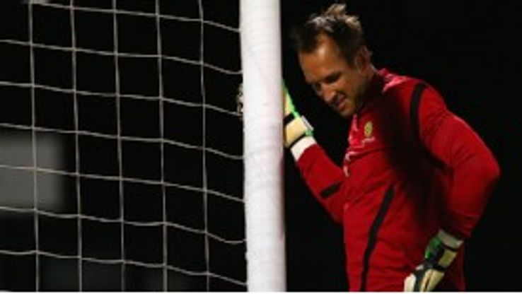 Mark Schwarzer's club future is settled, but potentially at the cost of his international spot.