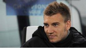 Bendtner to hold final Frankfurt talks