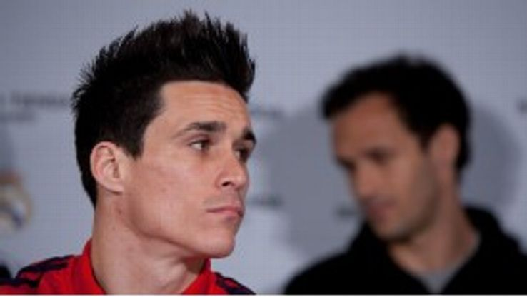 Jose Callejon came through the youth ranks at Real Madrid.