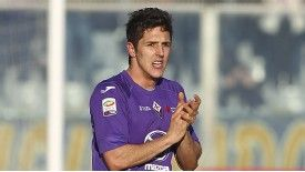 Jovetic has been strongly linked with Manchester City.