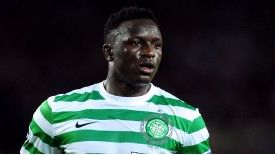 Wanyama excelled during his two years in Scotland.