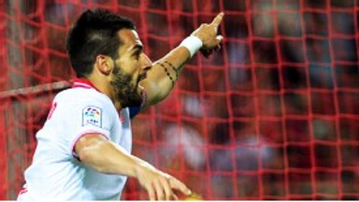 Alvaro Negredo has shot to the top of City's wanted list after other targets fell by the wayside