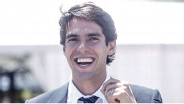 Kaka is set to remain at Real Madrid.