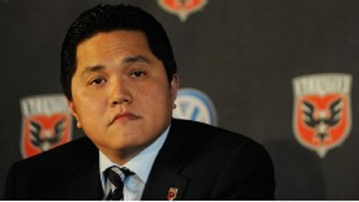 Erick Thohir, the Indonesian billionaire, is interested in buying Inter Milan