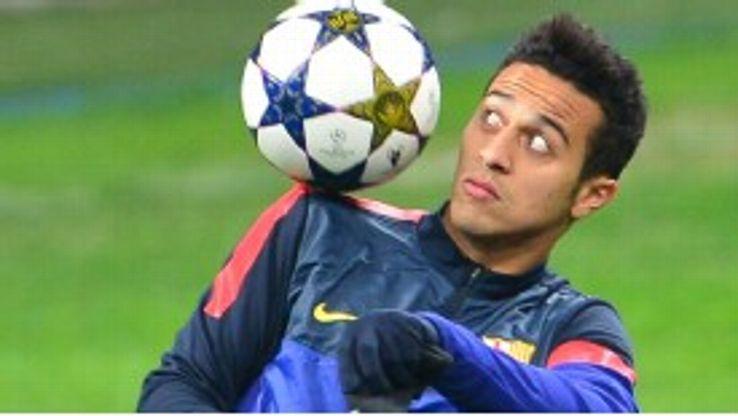 The Thiago Alcantara deal throws up all sorts of questions.