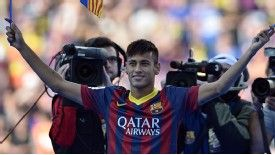 Many have questioned if Neymar will gel with Messi at Barcelona.