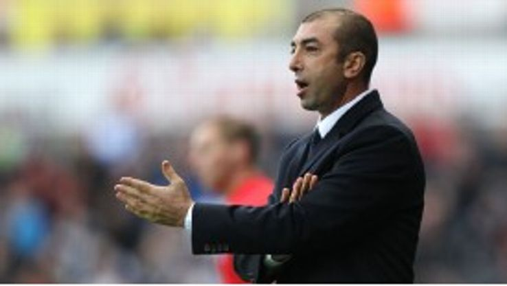 Di Matteo won the Champions League and the FA Cup at Chelsea but still only lasted eight months in the job.